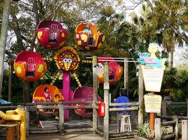 Busch gardens tampa bay 2010 sesame safari 9