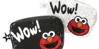 Sesame Street cosmetics bags (Spiral Girl)