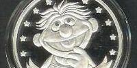 Sesame Street 20th Anniversary coins