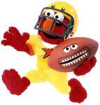 Elmo&Football