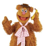 Fozzie-TalkingOnABanana