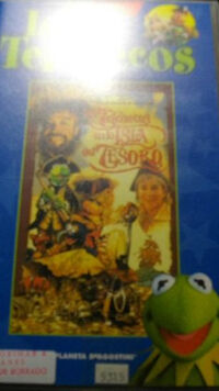 Telenecos VHS treasure