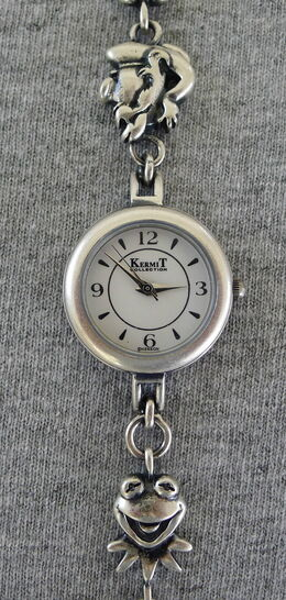 Kermit collection charm watch sold at mervyn's 7