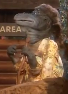 Les Dinosaur