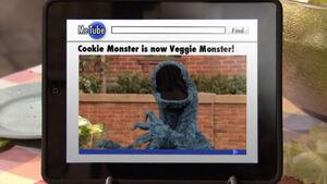 MeTube-VeggieMonster