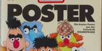 Sesamstrasse Poster Book