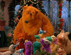 Berry Bear Christmas