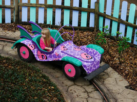 Busch gardens tampa bay 2010 sesame safari 34
