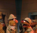 Bert and Ernie in Egypt