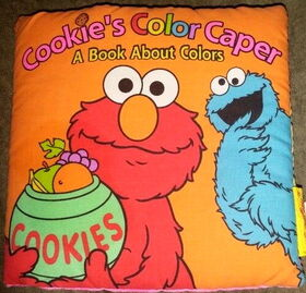 Cookie's color caper 1