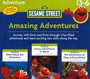 Sesame Street Amazing Adventures