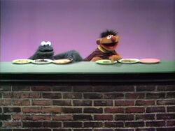 Ernie-OneofTheseThings