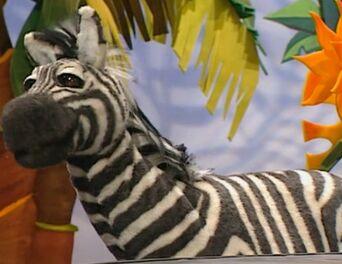Randall the Zebra