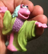 Mokey fraggle applause fig