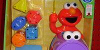 Elmo's Mailbox Shape Sorter