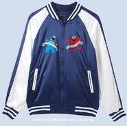 Pancoat jacket cookie elmo 1b