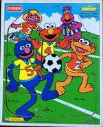 Playskool1994Soccer10pcs