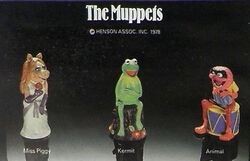 Puck toys plastercasters muppet figures 2