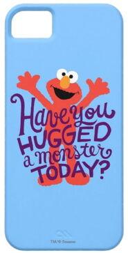 Zazzle elmo hugging