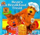 Bear's Breakfast Treat