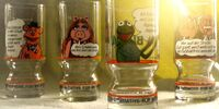 Muppet glasses (Bluna)