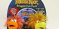Fraggle Rock plush & DVD sets