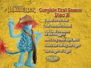 FraggleRockSeason1Disc2Menu