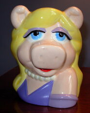 Piggy applause mug