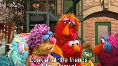 Sesame Street Here for You Song