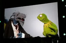 D23 puppeteer demo Deadly Kermit