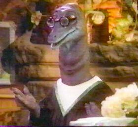 Dinosaurminister