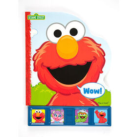 Elmo My Five Senses