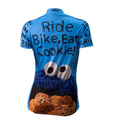 Sesame Street cycling jerseys (Brainstorm Gear)