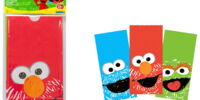 Sesame Street lunch supplies