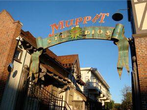 Muppet studios disrepair