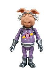 Julius Strangepork Action Figure