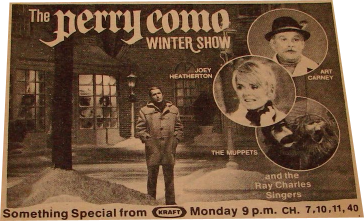 The Perry Como Winter Show | Muppet Wiki | FANDOM powered by Wikia