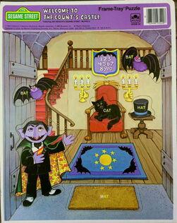 Count-frametray