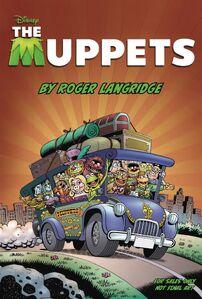 Muppets Omnibus by Joe Books