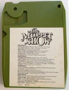 Pye 1977 muppet show album 8-track cassette 3
