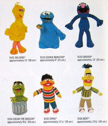 Crochet catalog