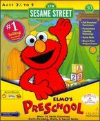 Elmo's preschool 1998 version