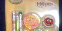 Muppet stationery sets (Disney Store)