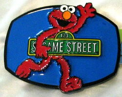 Elmo belt 2012