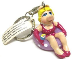 Igel junior toys keychain piggy pool
