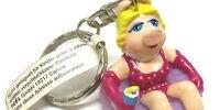 Muppet keychains (Igel)