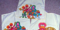 Die Fraggles towels