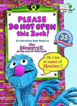 Please Do Not Open this Book!