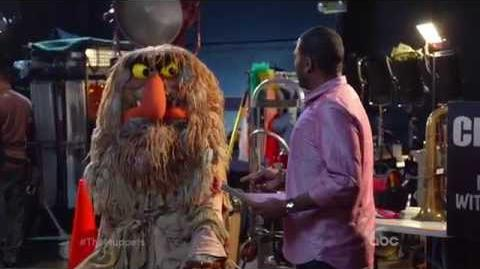 Sweetums and Anthony Anderson promo