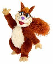 Archimedes-Squirrel-Sesame Tree